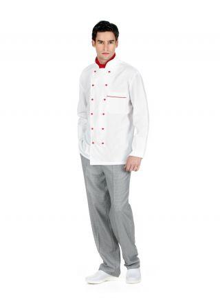 Aşçı Ceket Biyeli