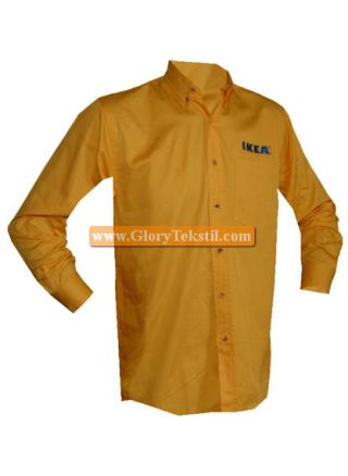 Garson Gömlek Sarı