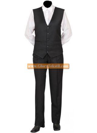 Garson Pantolon Siyah