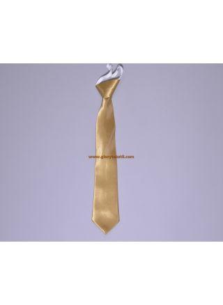 Çocuk Kravatı Altın