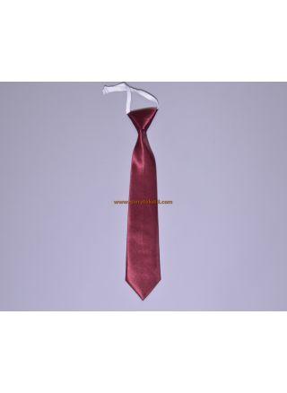 Çocuk Kravatı Bordo