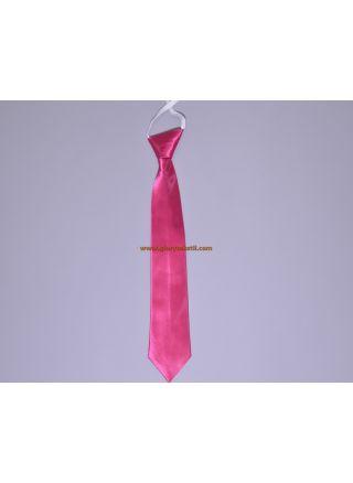 Çocuk Kravatı Fuşya
