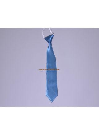 Çocuk Kravatı Petrol Mavisi