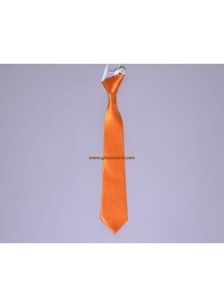 Çocuk Kravatı Turuncu