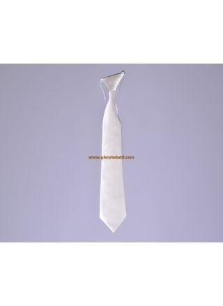Çocuk Kravatı Krem