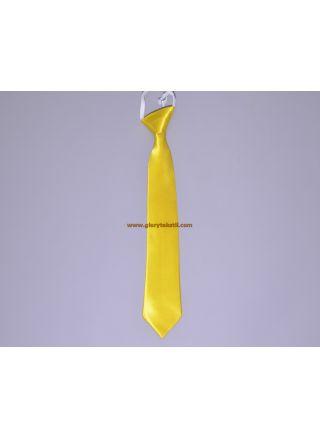 Çocuk Kravatı Sarı