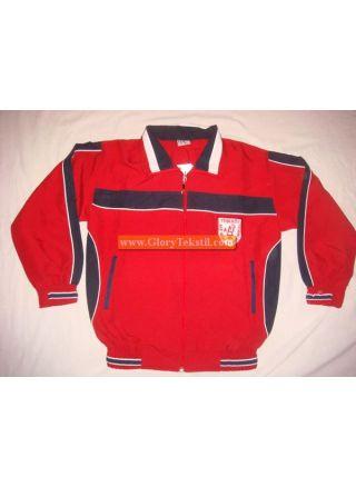Eşofman Takımı Kırmızı Model (Çocuk)