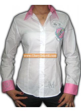 Spor Model Bayan Gömlekleri
