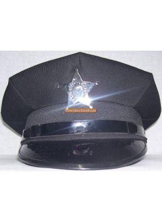 Özel Güvenlik Tören Şapkası