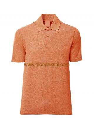 Polo Yaka Melanj T-Shirt