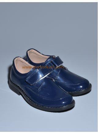 Sünnet Ayakkabısı Lacivert Rugan