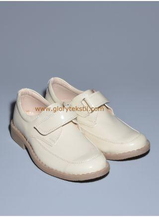 Sünnet Ayakkabısı Krem Rugan