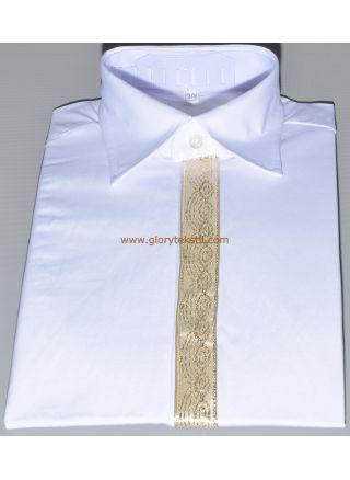 Sünnet Gömleği Beyaz