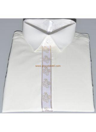 Sünnet Gömleği Krem