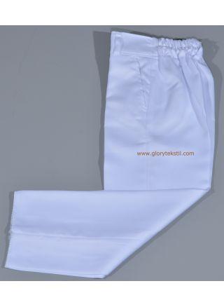 Sünnet Pantolonu Beyaz