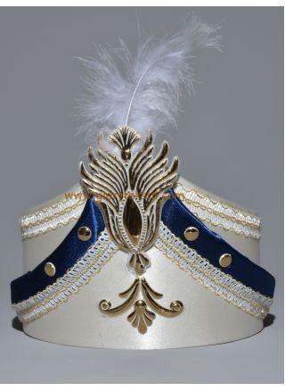 Sünnet Şapkası Krem