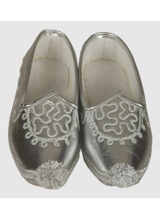 Sünnet Çarık Gümüş