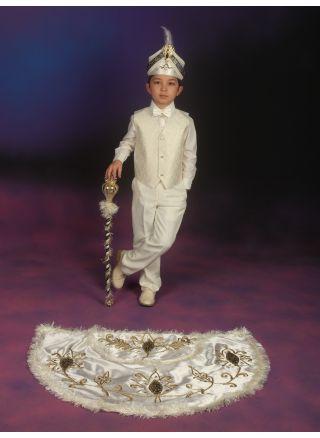 Sünnet Kıyafeti Pelerinli Takım Fırat Model