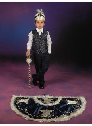 Sünnet Kıyafeti Pelerinli Takım Oğuzhan Model