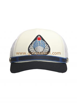 Zabıta Trafik Şapka Yazlık