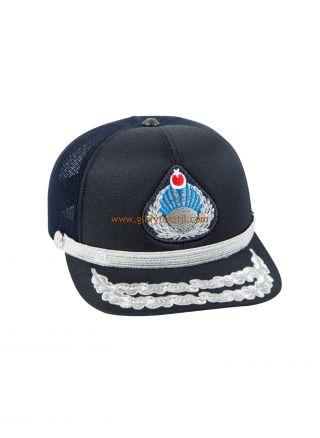 Zabıta Yazlık Şapka Amir (Kep)