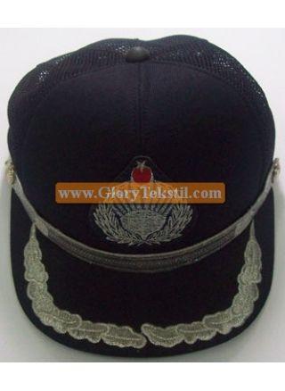 Zabıta Amir Kışlık Şapka